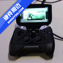 英伟达便携掌机试玩 兼容PC和安卓等平台游戏