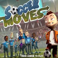 体验指间的足球《足球舞步》享受运动的艺术