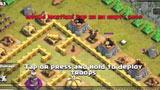 部落战争单人模式 关卡42超级邪恶攻略