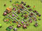 《Clash of Clans》防守阵型:主城4本防守参考图8