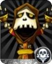 骷髅术士(灰)