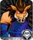 野猪人术士(灰)