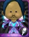(紫)五火球圆脸