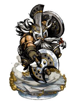 《热血兄弟》矮人斧战士