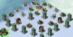 《海岛奇兵》 57级铁矿资源岛 防御阵型推荐