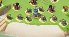 《海岛奇兵》48级石材资源岛 压岸防御阵型推荐