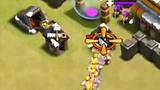 COC防御战:金斧头的百人斩