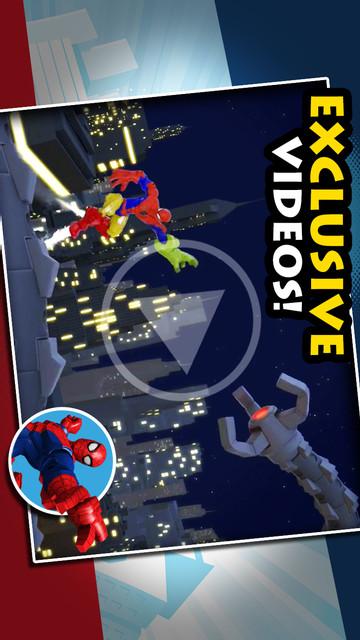 混合破坏:漫威超级英雄合体