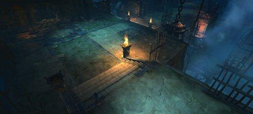 《暗黑血统》游戏概念设计图-场景(下)