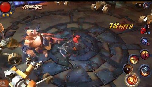野蛮人三分钟过副本 《暗黑血统》地精斗兽场图文攻略