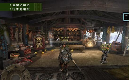游戏厨房场景素材