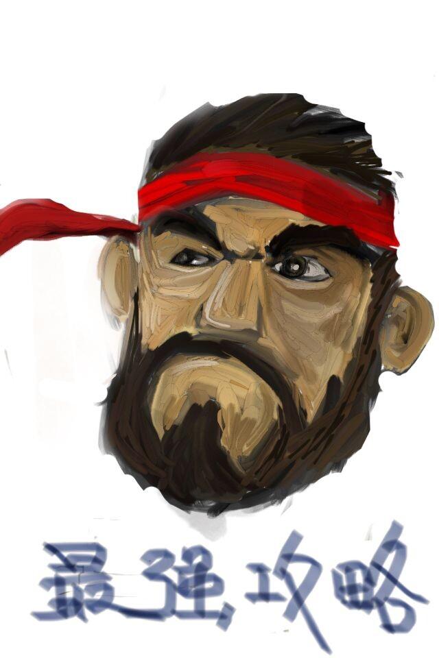 每周囧图:《海岛奇兵》全兵种手绘漫画作品