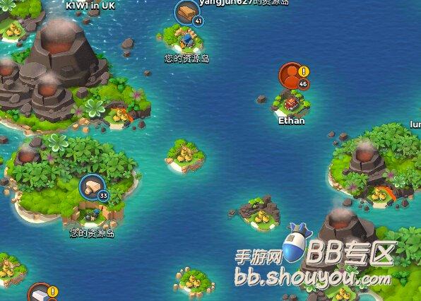 一起来看看《海岛奇兵》游戏中的更新细节