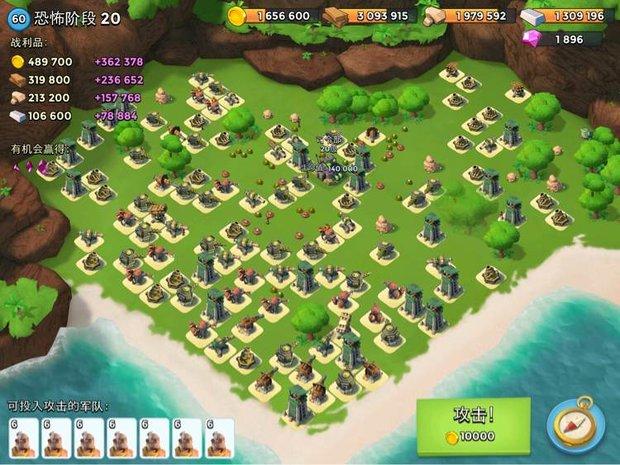 新手科普向:Boom Beach恐惧博士岛的机制