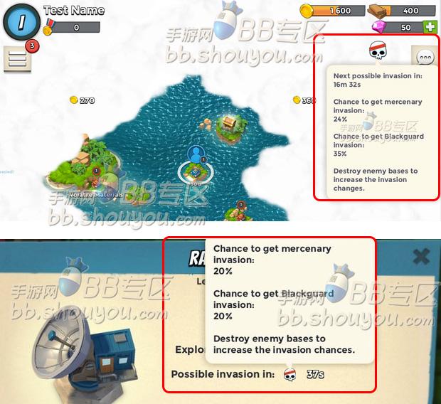 爆料:《海岛奇兵》正在开发中的更新计划