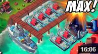 火烧群岛《海岛奇兵》满级烈焰战车清图视频