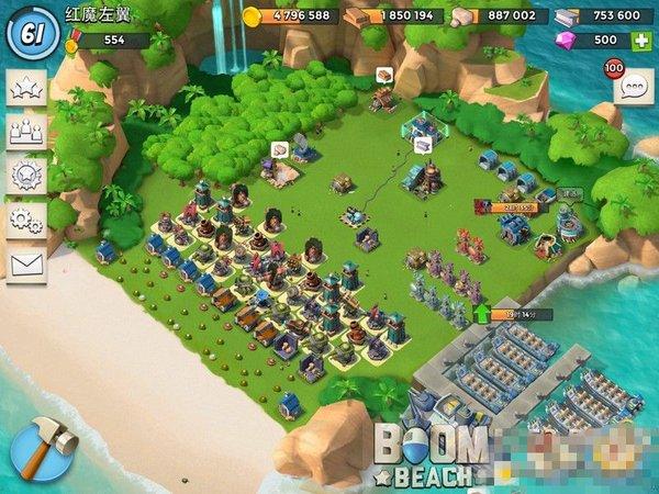 《海岛奇兵》2.5日1-7关哈莫曼入侵阵型分享
