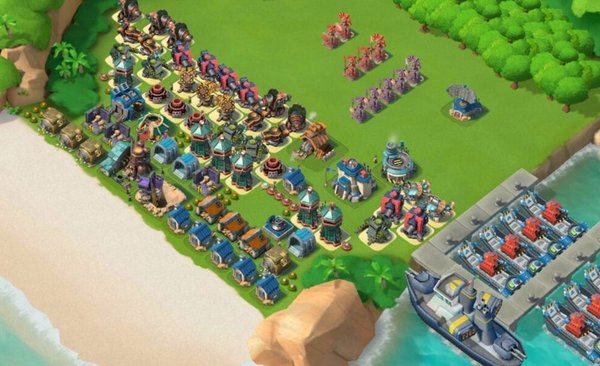 玩家分享更新图:其实不止迫击炮换造型了