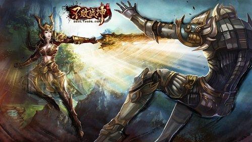 完美世界《不败战神》铁血团战大作将至
