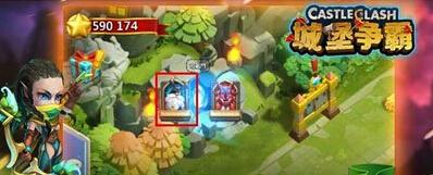城堡争霸明星阵容英雄试炼怎么玩攻略