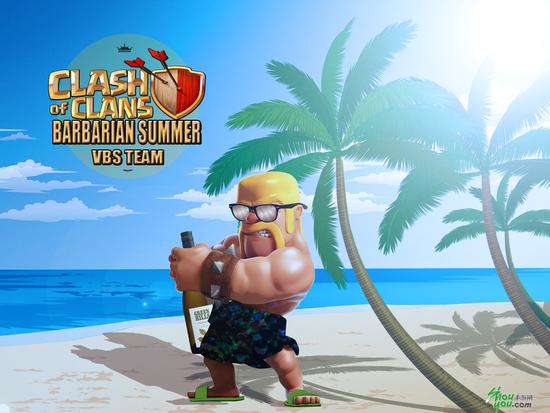 一周热图大杂烩:野蛮人的夏日假期(一)