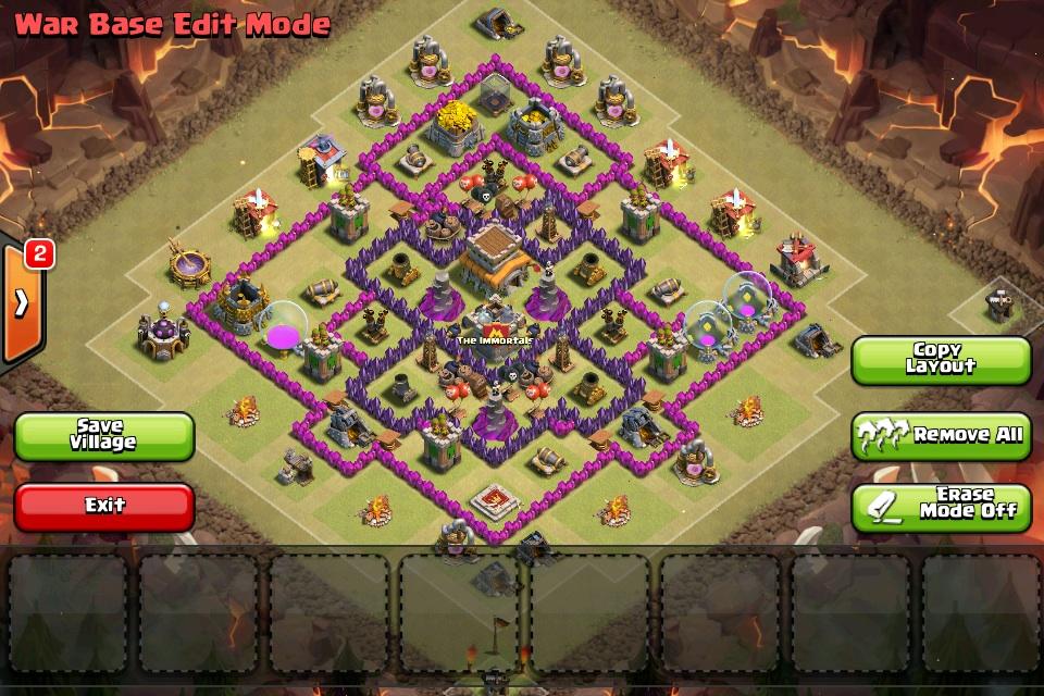 War mortars coc th8 base quotes