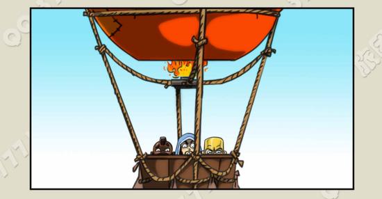 大魔王COC搞笑漫画:偷窥者的下场