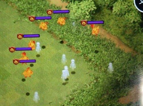 天狗+5弓做防守援军 多图实测心得