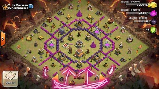 玩家经验:给八本的部落战指导