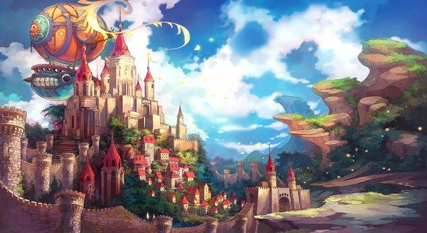 《魔力宝贝》精美场景截图分享