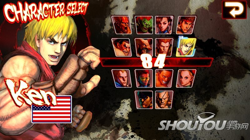 Street Fighter Android Descarca