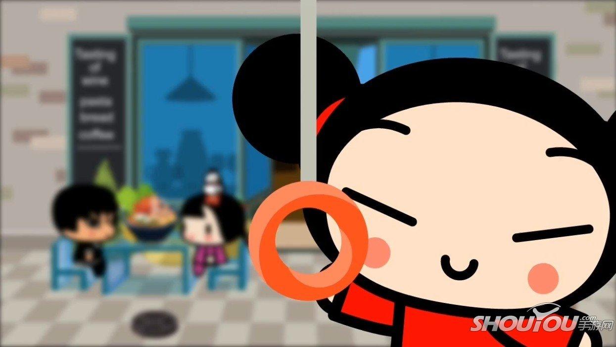 韩国厨师卡通头像