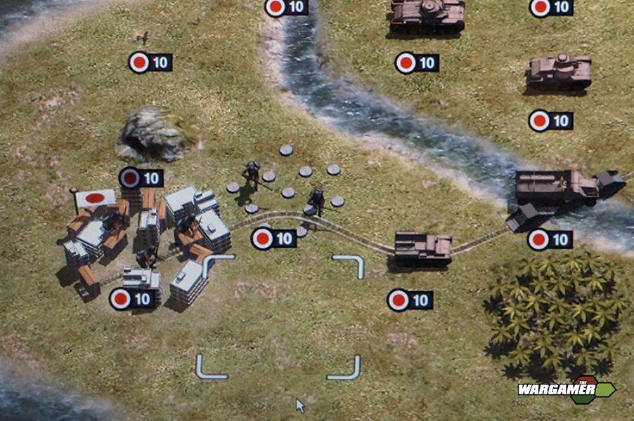 军事策略《战斗命令:太平洋》曝游戏新截图