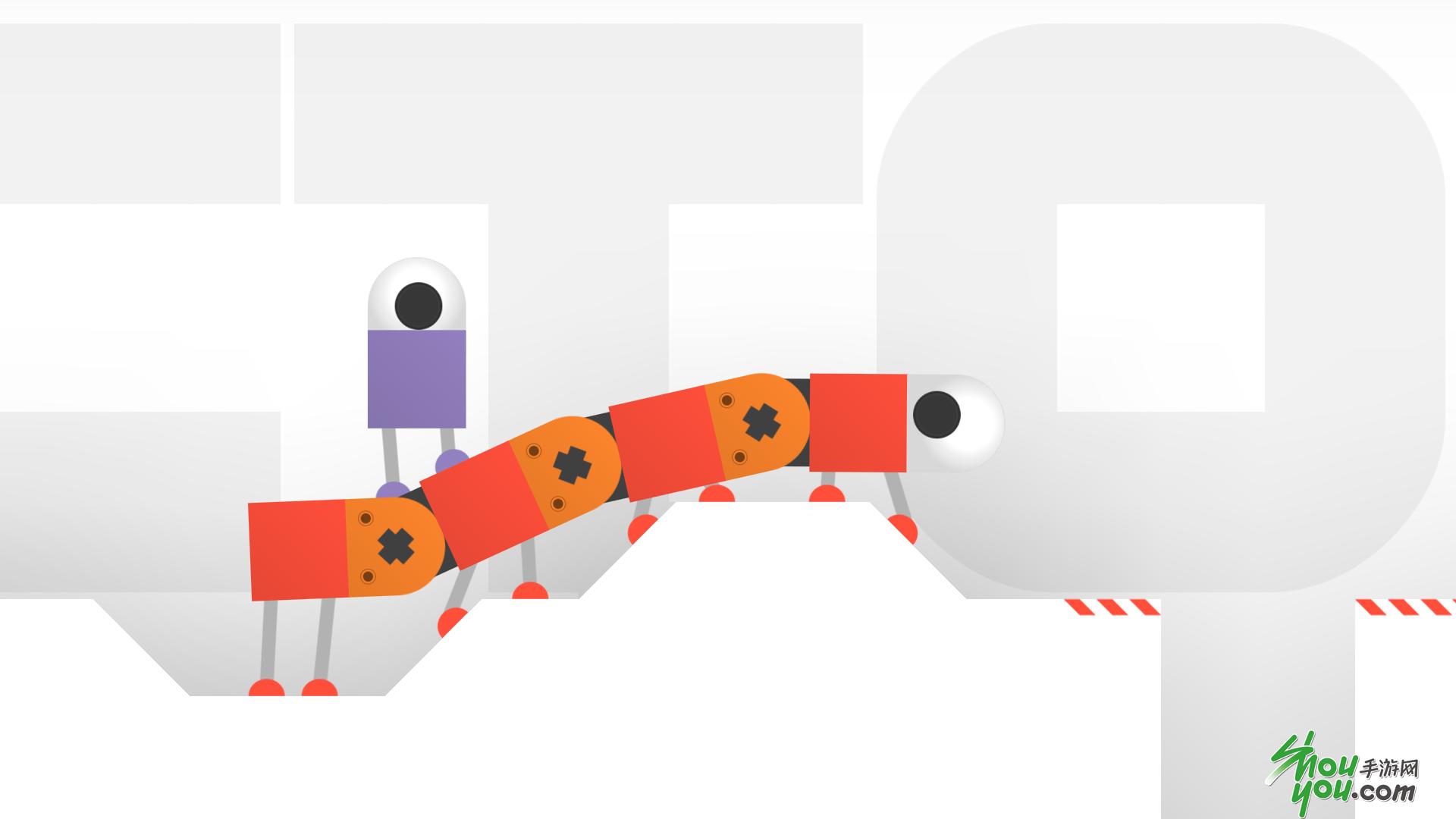 独立物理解密游戏《机器人历险记》即将上架