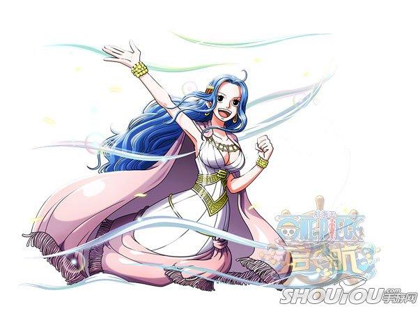 """盘点《航海王 启航》五大美女  """"薇薇""""可是""""海贼王""""中的正牌公主,也图片"""