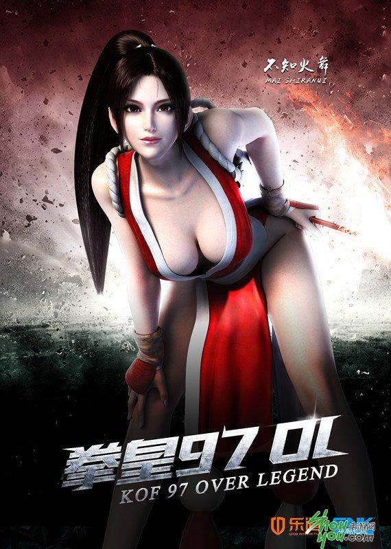 好莱坞特效加盟《拳皇97ol》掀起格斗旋风
