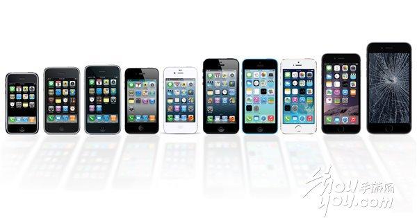 苹果历代产品大全 图片合集