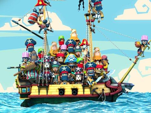 《海盗掠夺》怎么玩?新手攻略教你严守岛屿