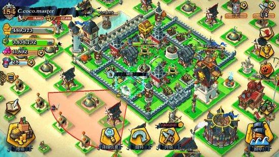 《海盗掠夺》阵型分享:七本火力均匀阵