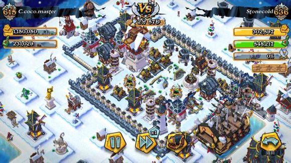 《海盗掠夺》玩家心得 七本常见阵型打法