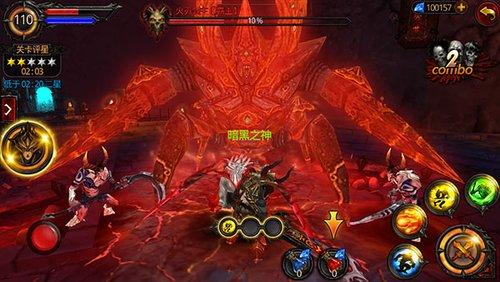 《全民破坏神》Boss战展示