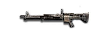 全民突击M60机关枪图鉴 M60属性