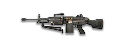 全民突击MG4机关枪图鉴 MG4属性