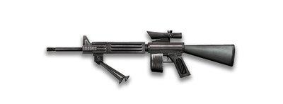 全民突击M16A3LMG机关枪图鉴