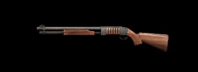 全民突击雷明登870霰弹枪图鉴 雷明登870属性