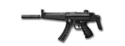 全民突击MP5突击步枪图鉴 MP5属性