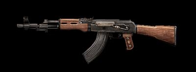 全民突击AK47突击步枪图鉴 AK47属性