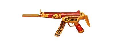 全民突击金羚MP5突击步枪图鉴 金羚MP5属性