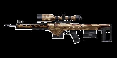 全民突击DSR-1狙击枪图鉴 DSR-1属性