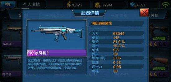 AK47榜首 技能枪落选!突击步枪对比分析